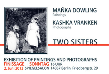 Sisters Finissage 2.6.13